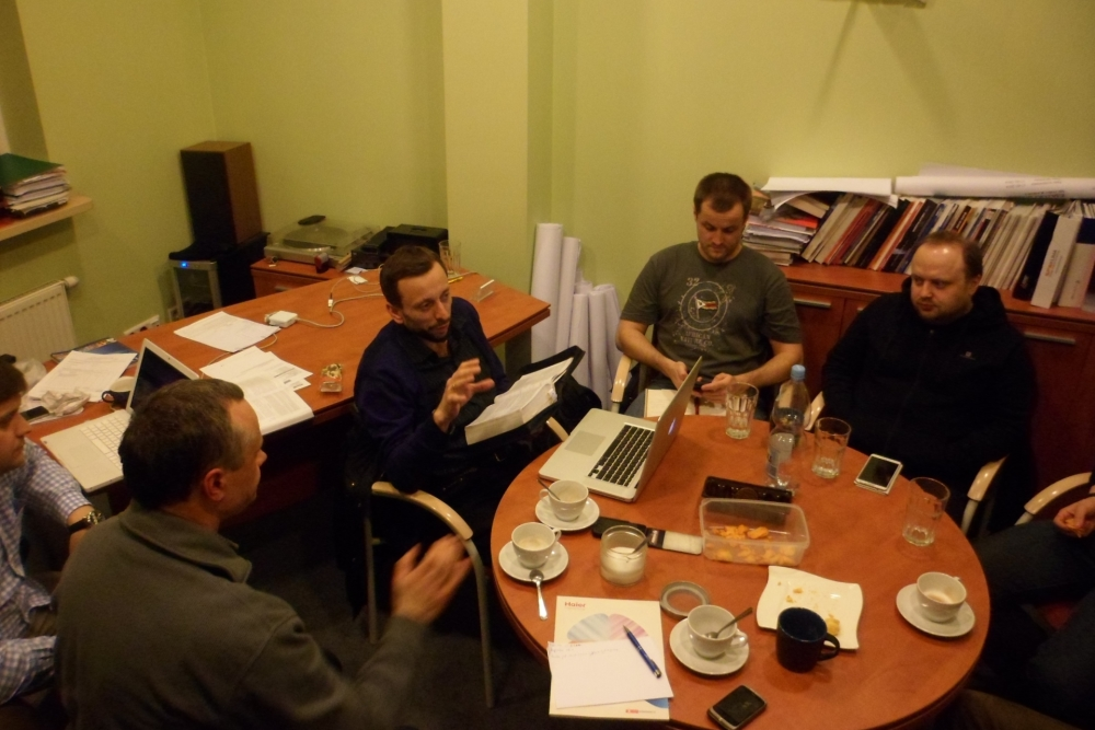 Studium Biblii (grupa męska i kobieca)