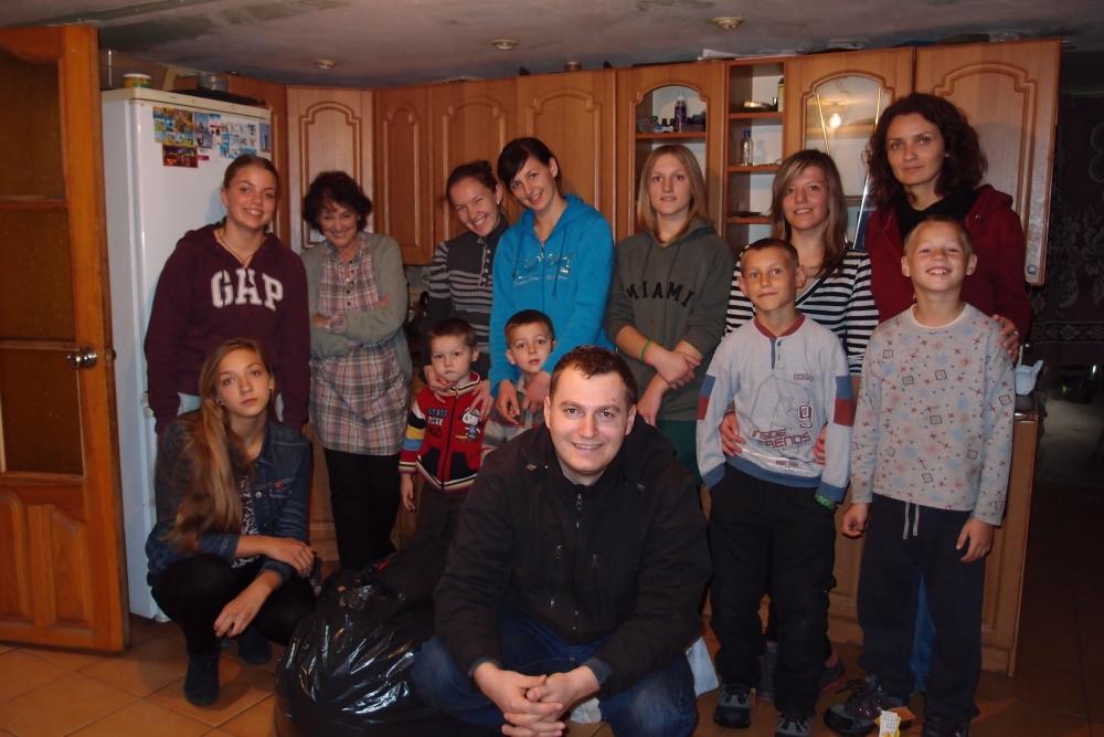 Otaczamy opieką rodziny we Lwowie