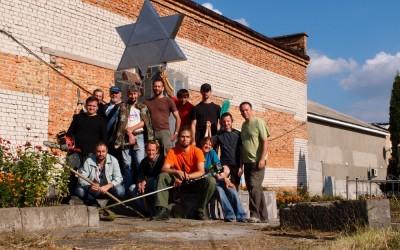 Organizujemy coroczne, 10-dniowe wyjazdy do centralnej Ukrainy