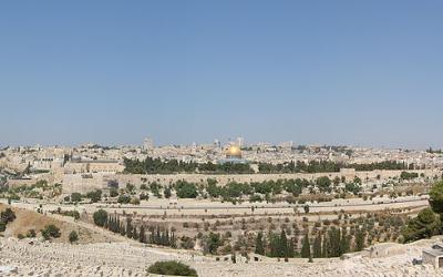 Święto Namiotów w Jerozolimie w 2014 r.