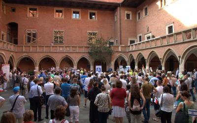 Podsumowanie Marszu Pamięci i Życia w Krakowie