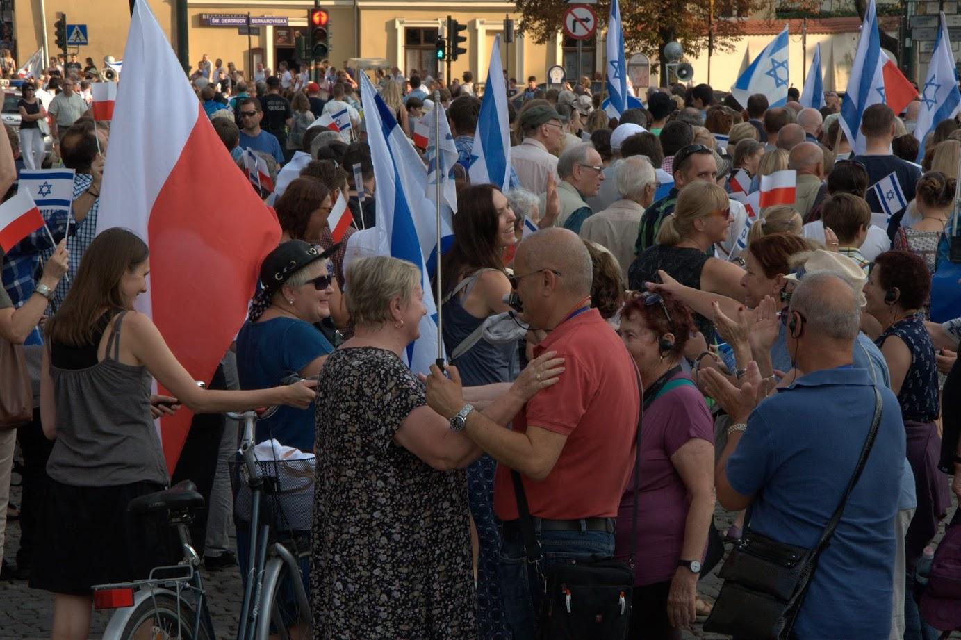 marsz pamięci i życia w krakowie